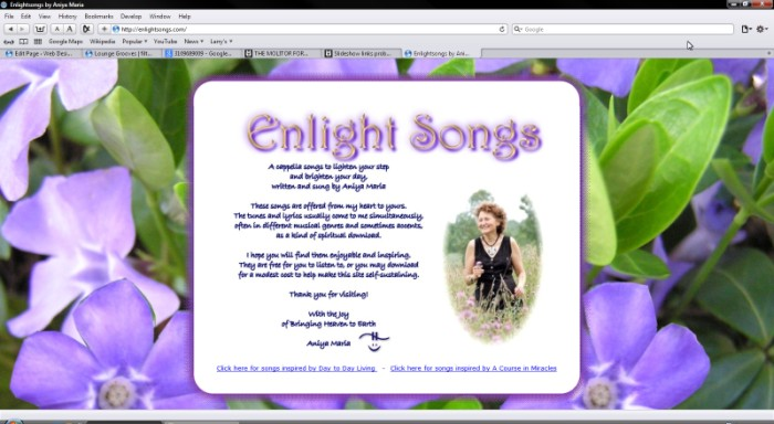 enlightsongs