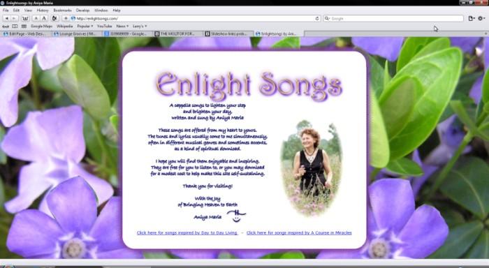 enlightsongs