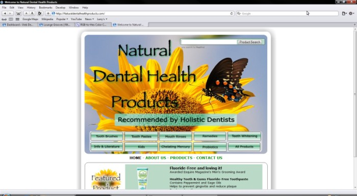naturaldentalhealthprocucts