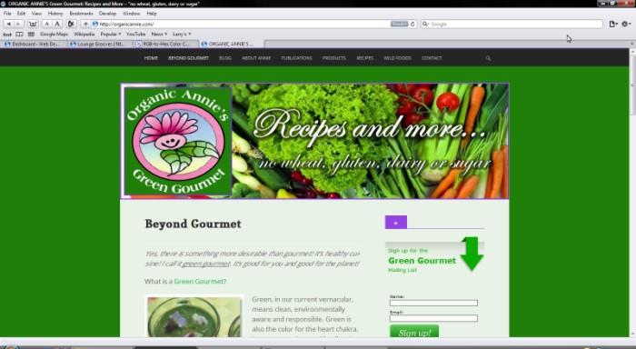 organicannie