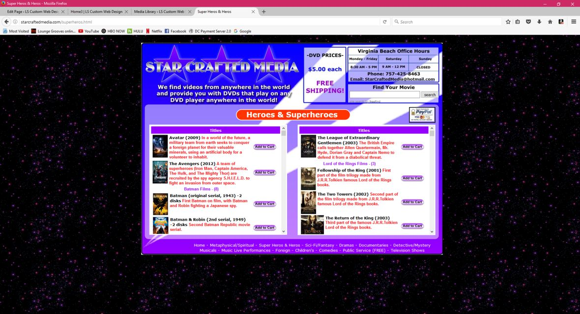StarCraftedMedia_website