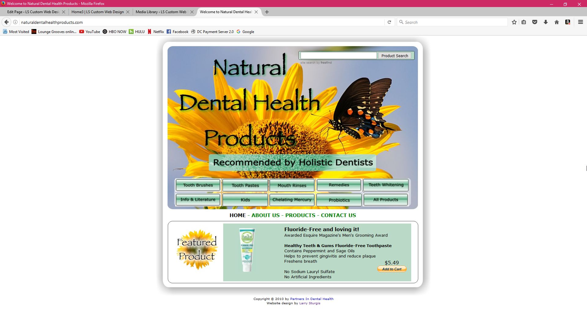 dentalhealthproducts_website